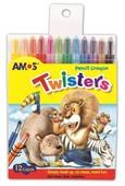 Amos Colorix Silky Twisters Mum Boya Cst12