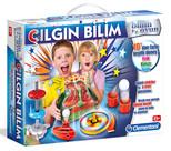 Clementoni Bilim Ve Oyun Deney Seti - Çilgin Bilim 64230