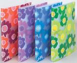 Comix Çiçek Desenli 40lı Sunum Dosyası A526 Bıc244