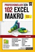 Profesyoneller için 102 Örnekle Excel Makro
