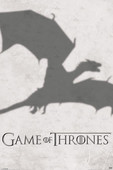 Pyramid International Maxi Poster - Game Of Thrones Shadow