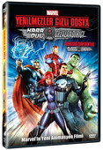 Avengers Confidential:Black Widow and Punisher - Yenilmezler: Kara Dul ve Cezalandirici