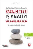 Yazılım Testi - İş Analizi - Kullanılabilirlik