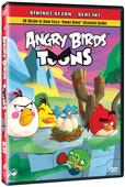 Angry Birds Toons Season 1 Volume 2 - Angry Birds Sezon 1 Bölüm 2 (SERI 2)