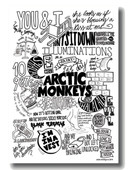 Deffter Musıc Of The Word / Arctic Monkeys 64745-3
