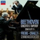 Beethoven: Piano Concerto No:5[Gewandhausorchester Leipzig Riccardo Chailly]