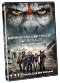 Dawn of the Planet of Apes - Maymunlar Cehennemi Safak Vakti (SERI 3)