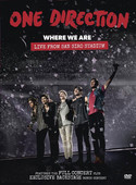 Where We Are Live From San Siro Stadium (Dvd)