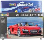 Revell 1:24 Model Set Audi R8 Spyder 67094