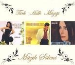 Türk Halk Müziği Müzik Şöleni 3 CD BOX SET