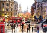 Art Puzzle Trafalgar Meydani Londra  4712 2000 Lik