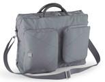 Lexon Urban Document Bag - Katlanabilir Seyahat Çantası Gri LN1104G