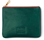 Leather & Paper Zümrüt Yeşil Mini Çanta
