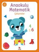 Anaokulu Matematik Çalışmalar 4-5 Yaş Çıkartmalarla