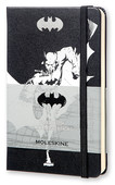 Moleskine Batman Sert Kpk Deft. Siyah Düz Cep Boy- LEBA01QP012