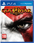 God of War 3: Remastered PS4