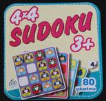 4 x 4 Sudoku - 4