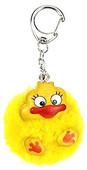 Nev - Ecolinea Pom Pom Anahtarlık Duckling