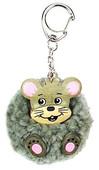 Nev - Ecolinea Pom Pom Anahtarlık Mouse