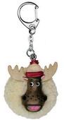 Nev - Ecolinea Pom Pom Anahtarlık Moose