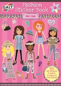 Galt Fashion Sticker Book 4 Yas+ 1004027