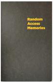 Conteiner Limited Edition Random Access Memories Karton Kapak Çizgisiz Defter