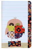 Carolin Book M Patch Bird Defter