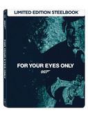 007 James Bond - For Your Eyes Only Steelbook - Senin Gözlerin İçin Metal Kutu (SERİ 12)
