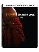 007 James Bond - From Russia With Love Steelbook - Rusyadan Sevgilerle ( Seri 2)
