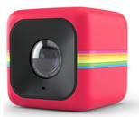 Polaroid Cube Action Camera Red
