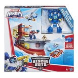Transformers Trf Rescue Bots High Tide Rescue Rig B2054