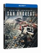 San Andreas - San Andreas Fayi (Steelbook - Metal Kutu)