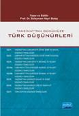 Tanzimat'tan Günümüze Türk Düşünürleri 7 Cilt 8 Kitap