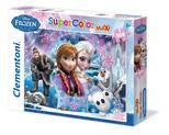 Clementoni Puzzle 104 Maxi Frozen - 1 23662