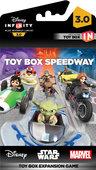 Disney Infinity 3.0 Speedway Toy Box Pack