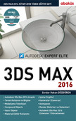 3DS MAX 2016 Eğitim Seti 3 DVD - 1 Kitap