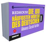 Die 100 Häufigsten Wörter des Deutschen 1 - Almanca Sözlük Kartları