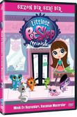 Littlest Pet Shop Sezon 1 Seri 1 - Minisler Sezon 1 Seri 1