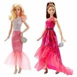 Barbie BRB Büyüleyici Pembe Elbisesi DGY69