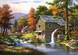 Art Puzzle Taş Değirmen 1500 Parça