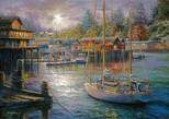 Art Puzzle Balıkçı Rıhtımı 2000 Parça