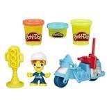 Play-Doh Town Figür Ve Araç B5959