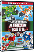 Transformers Rescue Bots Sezon 1 Seri 2