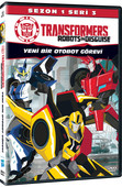 Transformers Robots In Disguise Sezon 1 Seri 3