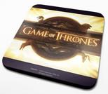 Pyramid International Game of Thrones Opening Logo Bardak Altlığı - CS00071