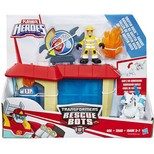 Transformers-Rescue Bots Macera Seti B4963
