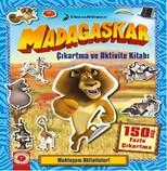Madagaskar Penguenleri - Çıkartma ve Aktivite Kitabı