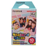 Fujifilm Instax Mini Film  Stained Glass FOTSN00001