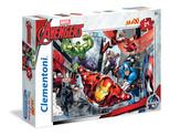 Clementoni Puzzle 24 Maxı The Avengers 24036