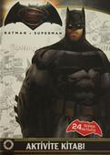 Batman v Superman Aktivite Kitabı